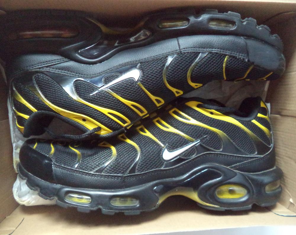 brand new 70ab6 e378c Buty sneakersy Nike Air Max Plus 852630-020 r. 45 (7396300299)