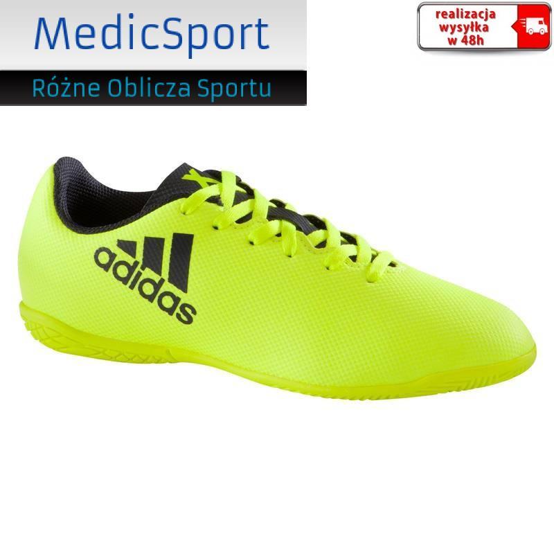Buty Halowe dla dzieci Adidas 17.4 wyprzedaż R:35