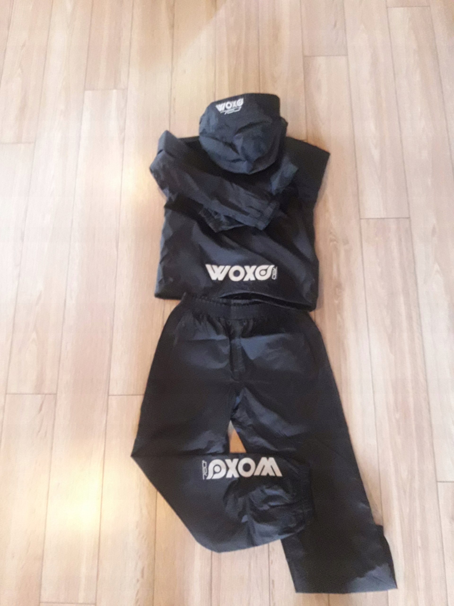 Dres treningowy serii WOXO 720 - KappAhl 128 cm