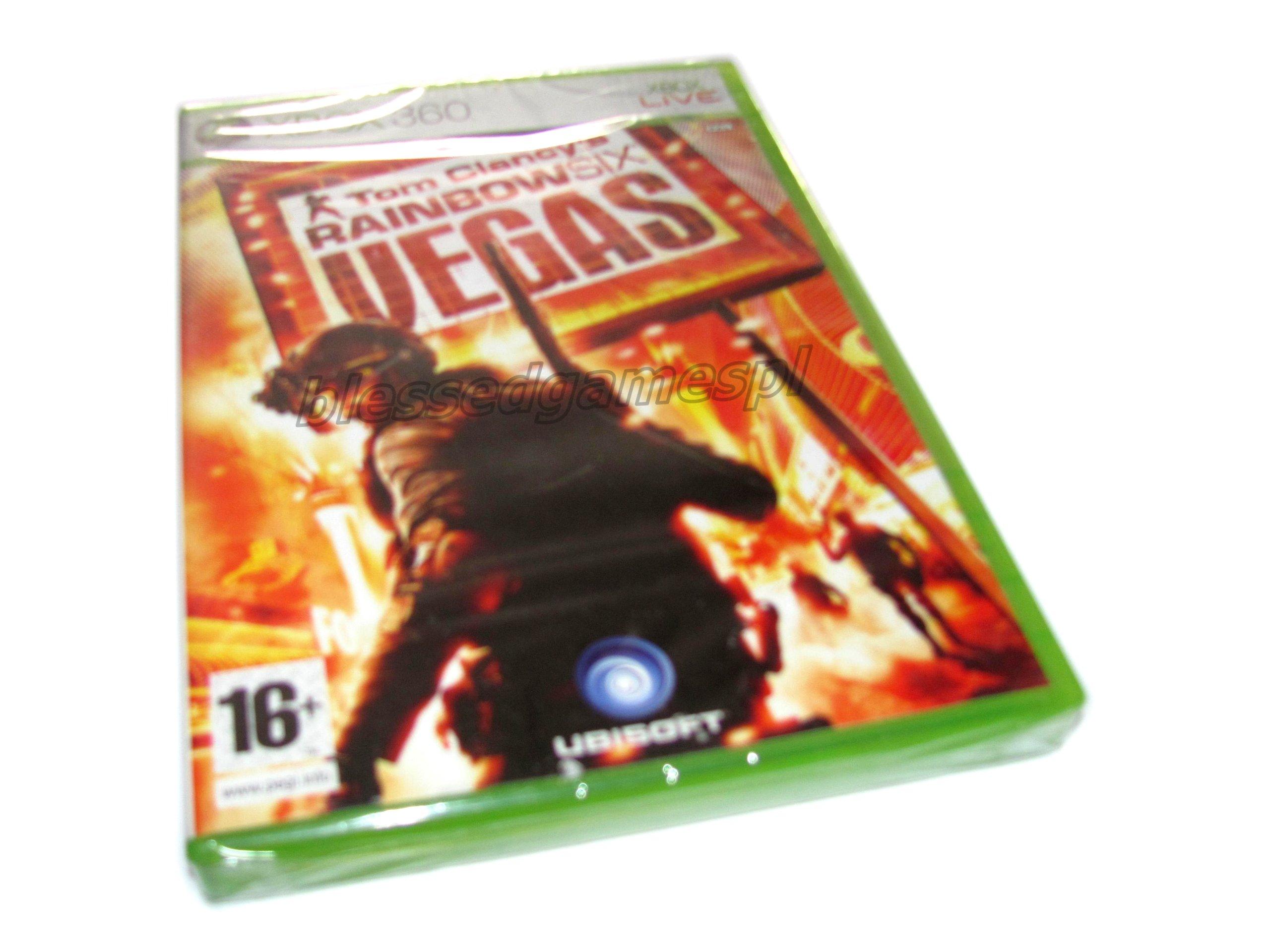 Tom Clancys Rainbow Six Vegas Xbox 360/Xbox One