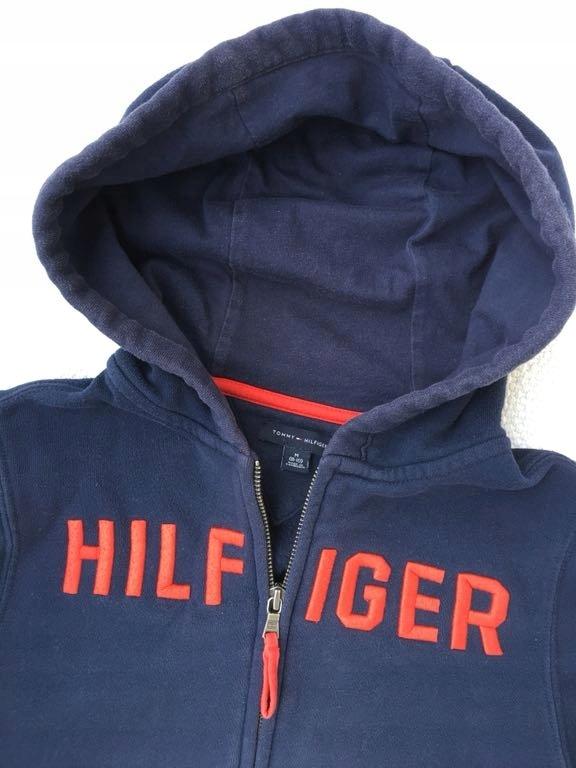 cbfb52d577791 Bluza Tommy Hilfiger chłopiec 8 10 lat oryginalna - 7554230077 ...