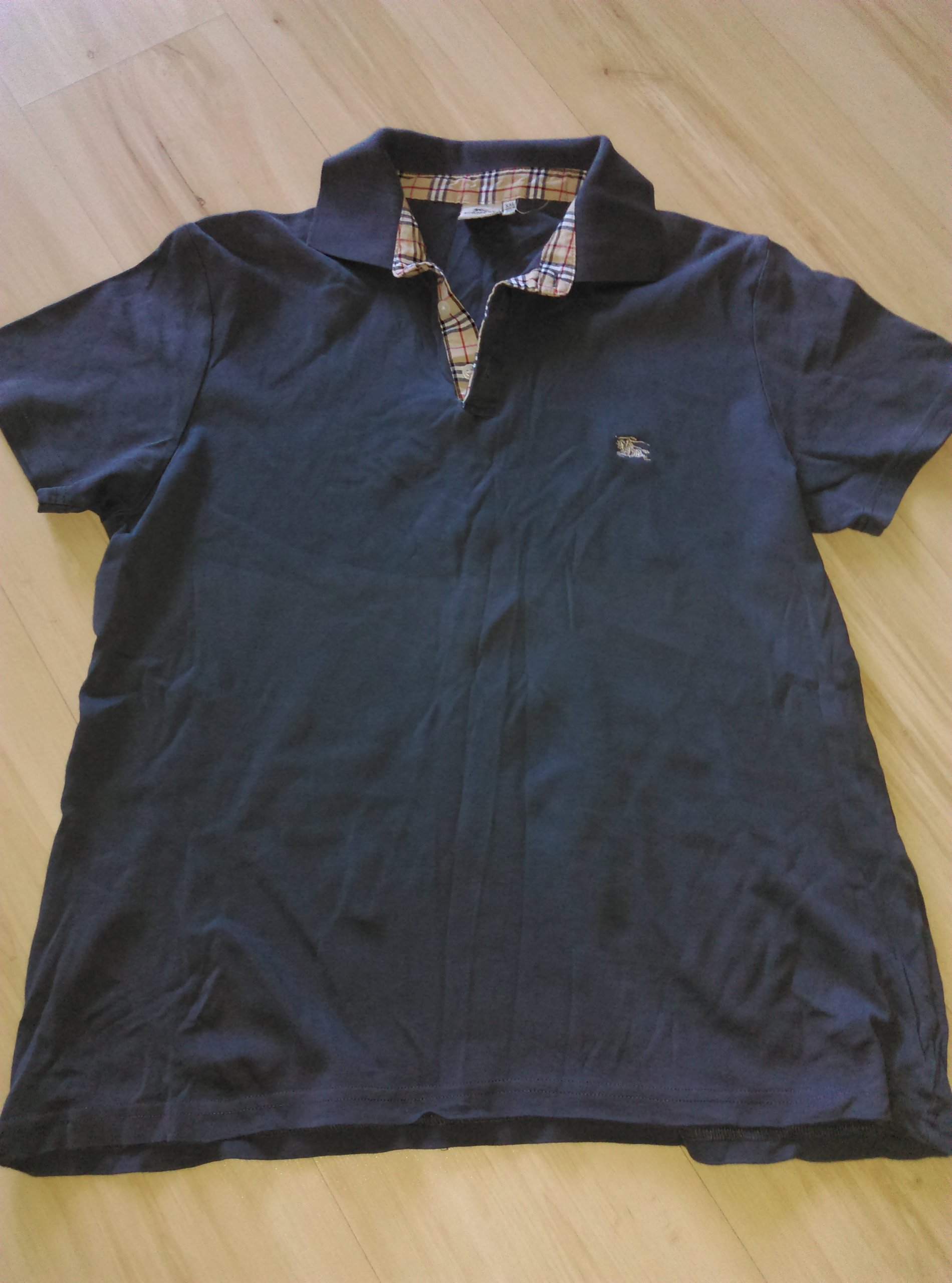 Koszulka męska polo Burberry XXL. - 7345367259 - oficjalne archiwum ... ed4248aa453