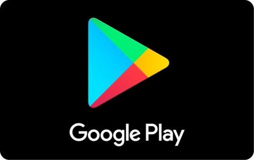 Google Play 20 Kod Karta Podarunkowa Gift Card 7381412685