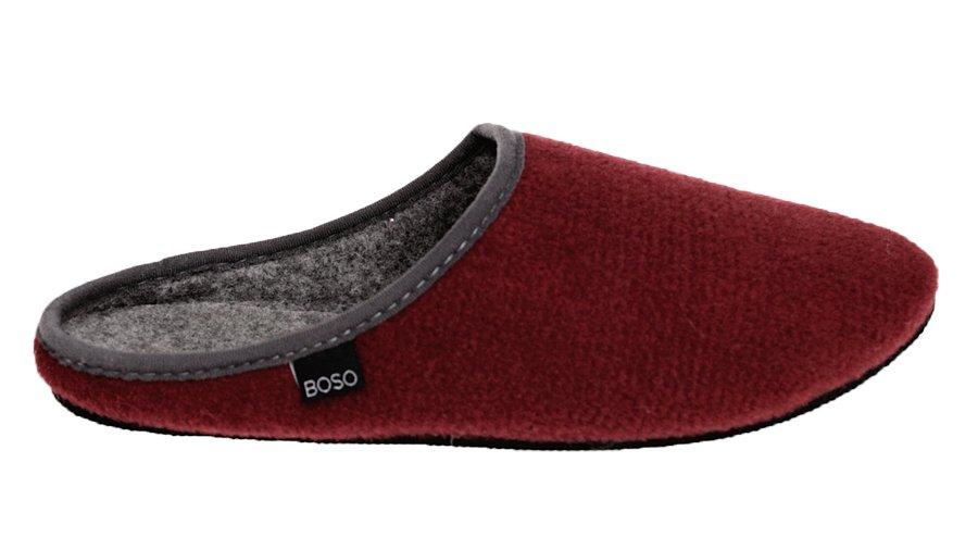 28d43027825fd Pantofle damskie ciepłe filc BOSO 3005-7 kapcie 38 - 6988606278 ...