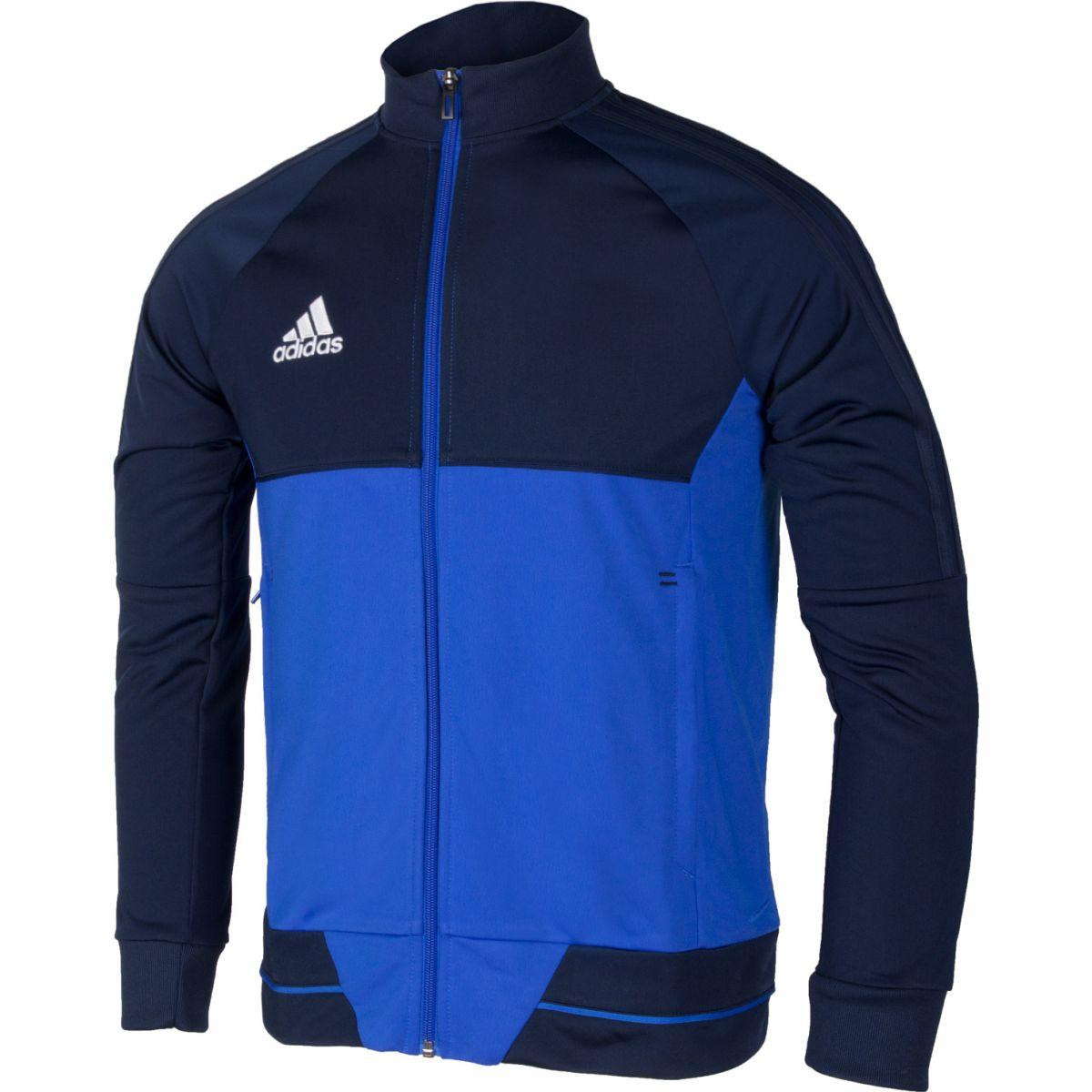 ad08378f1 Bluza adidas Tiro 17 Junior BQ2610 164 - 7444338483 - oficjalne ...