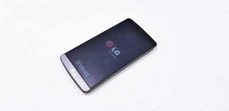 DUŻY SMARTFON LG G3 [USZKODZONY SOFT/WYŚWIETLACZ]