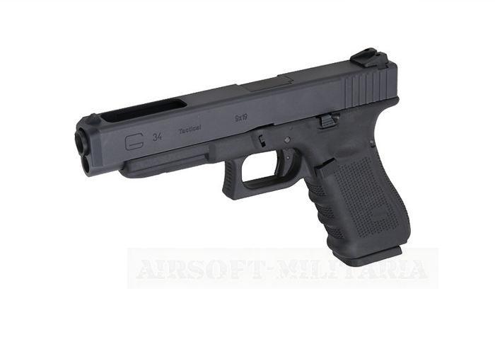 Pistolet ASG WE-G008B G34 gen. 4 6mm GG .. GLS
