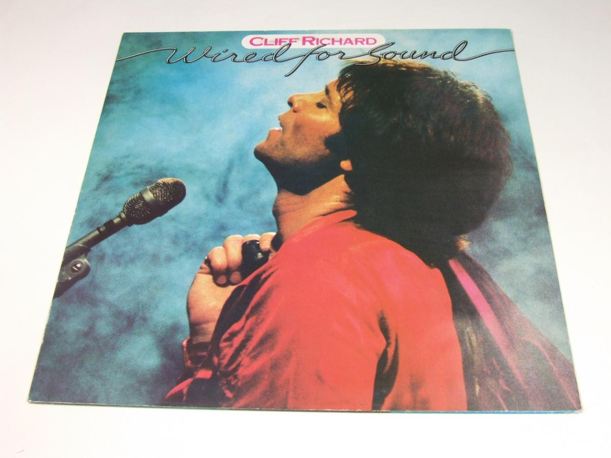 Cliff Richard - Wired For Sound (LP) - 7066524729 - oficjalne ...