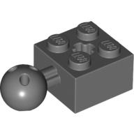 LEGO 4497253 kolor dark stone grey 57909 nowy