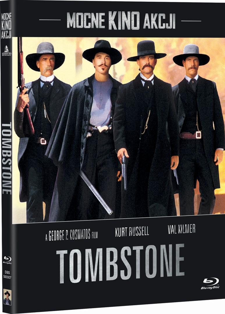 Tombstone [Blu-ray]
