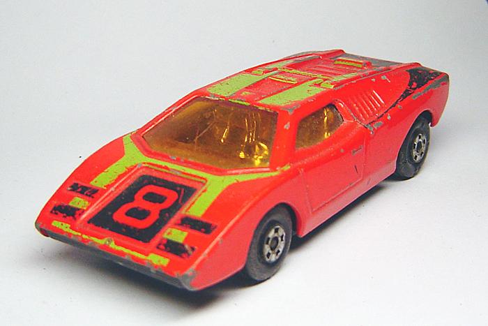 Matchbox Superfast 27 Lamborghini Countach 7184246778 Oficjalne
