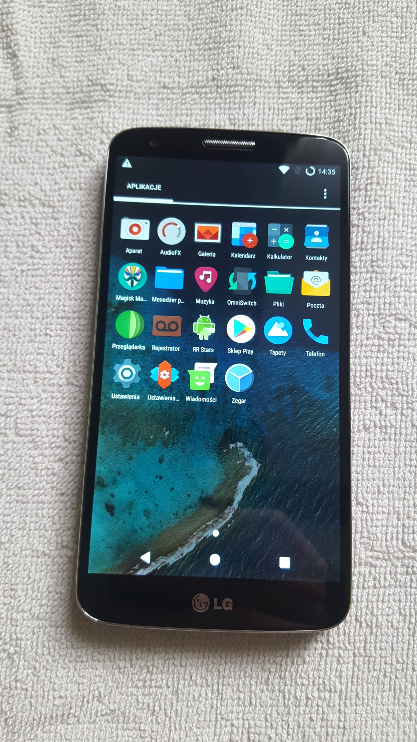 Lg G2 D802 16gb Idea Android 71 Etui Gwarancja 7173659299 White