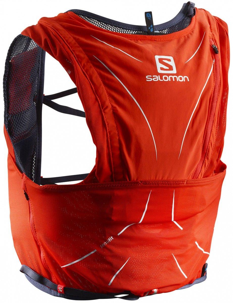 Plecak Salomon Advanced Skin 12 Set Red # XS/S