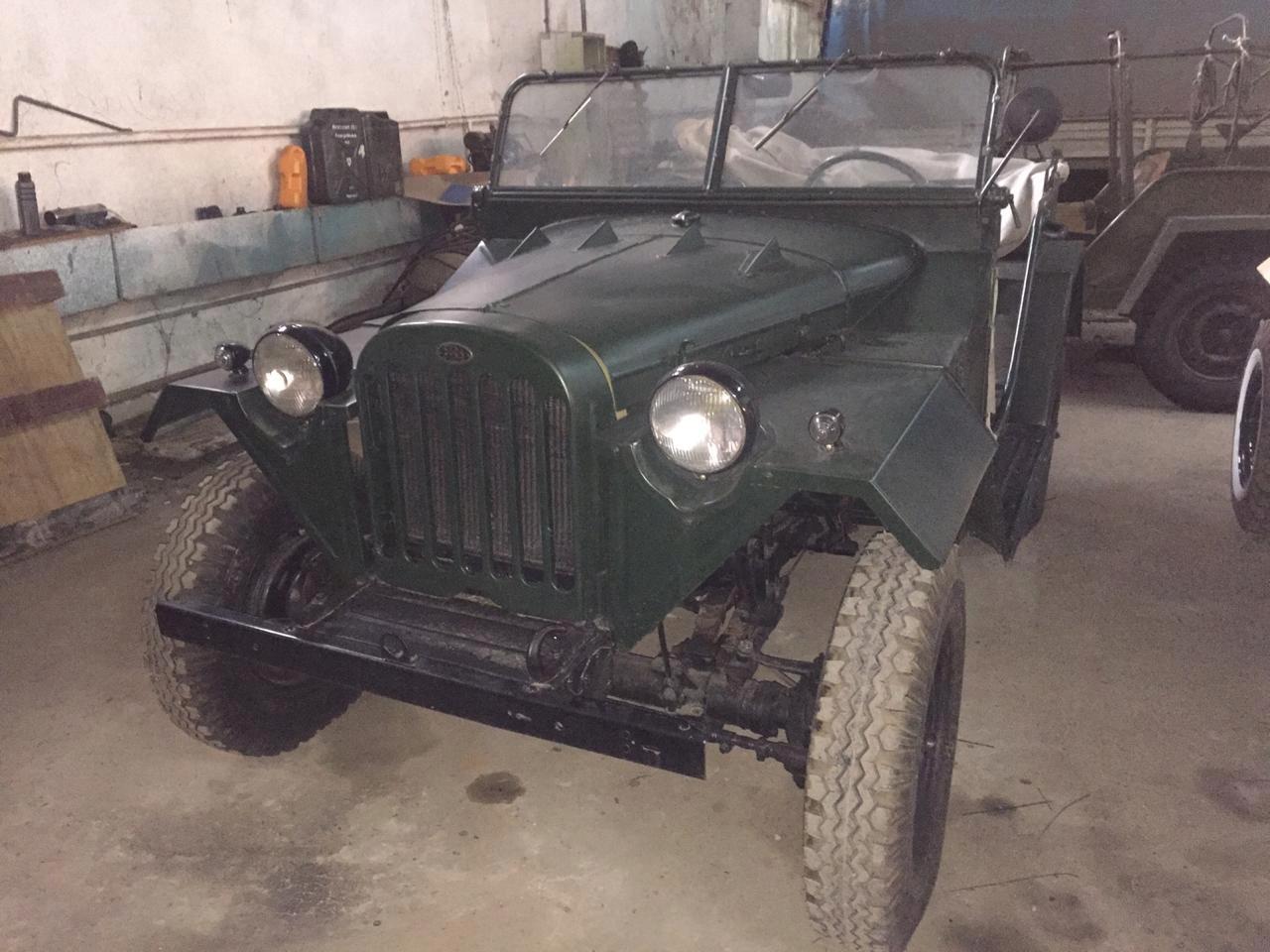 Gaz 67 Jeep Willys 42