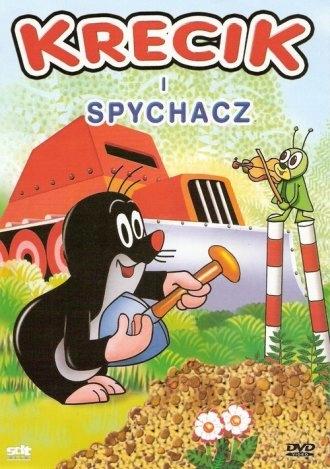 KRECIK i SPYCHACZ Bajka DVD 6 odc. 43 min. wysy24h