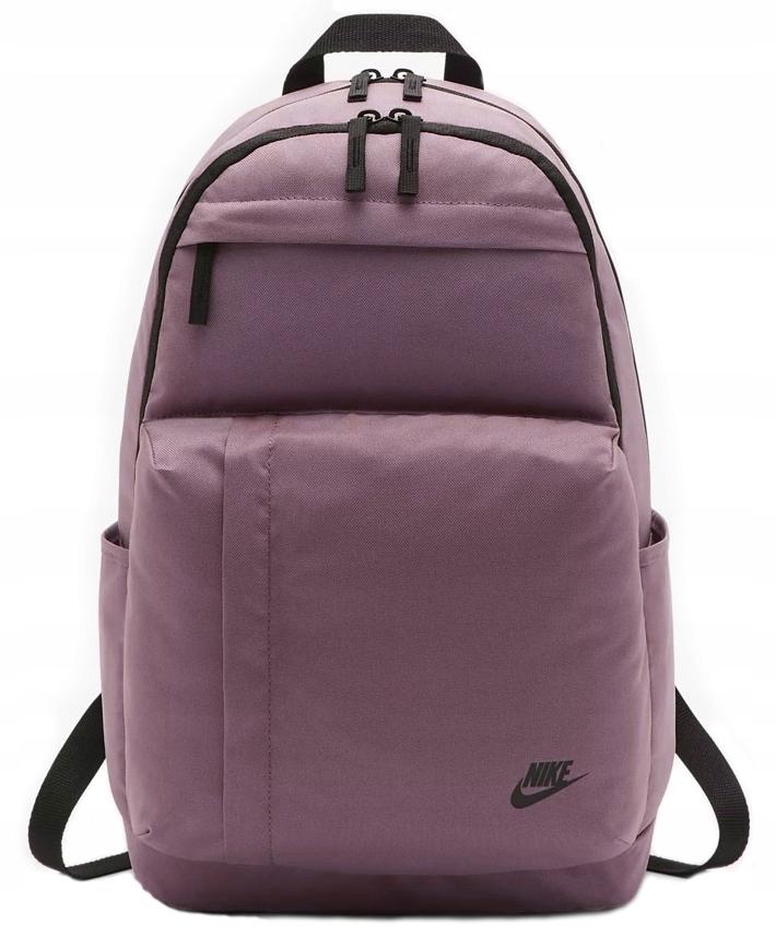 00d3571a3aefd Plecak Nike ELEMENTAL szkolny DAMSKI do szkoły - 7454853650 ...