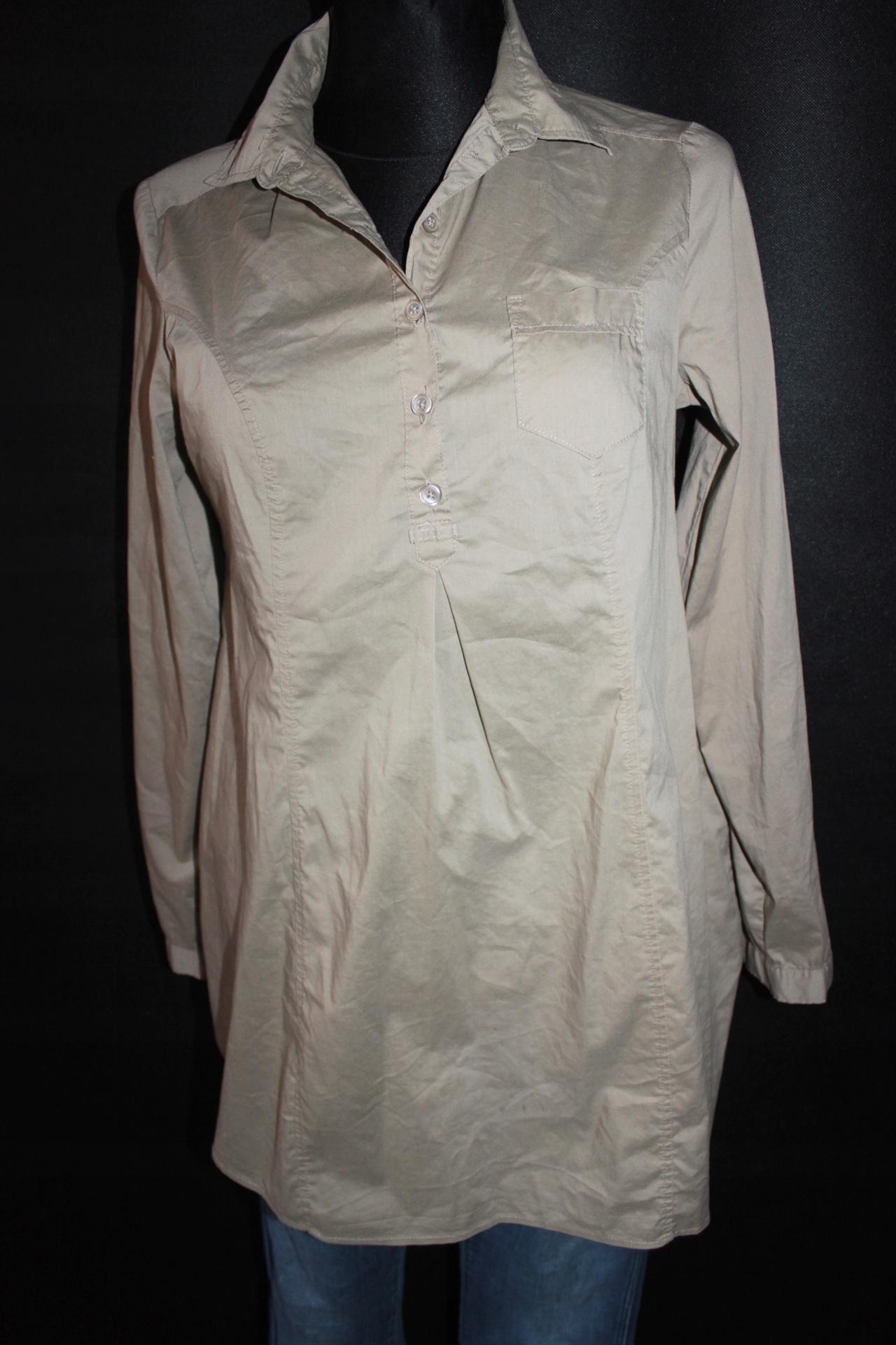 H&M MAMA**koszula tunika ciążowa****S