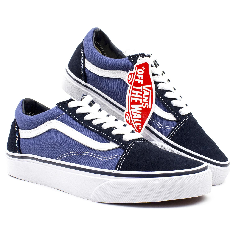 Vans Old Skool NAVY D3HNVY r.40.5 +gratis 7348886540