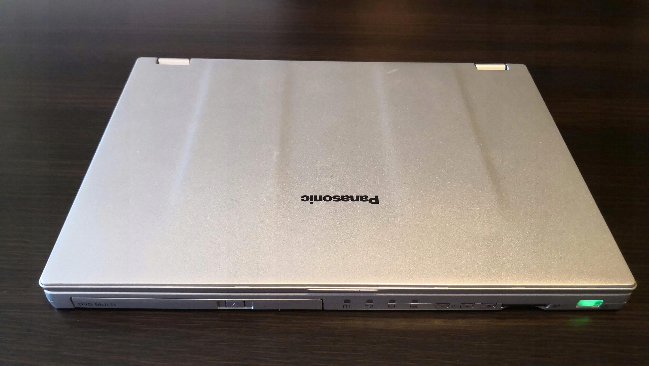 Panasonic CF-MX3 Laptop toughbook konwertowalny
