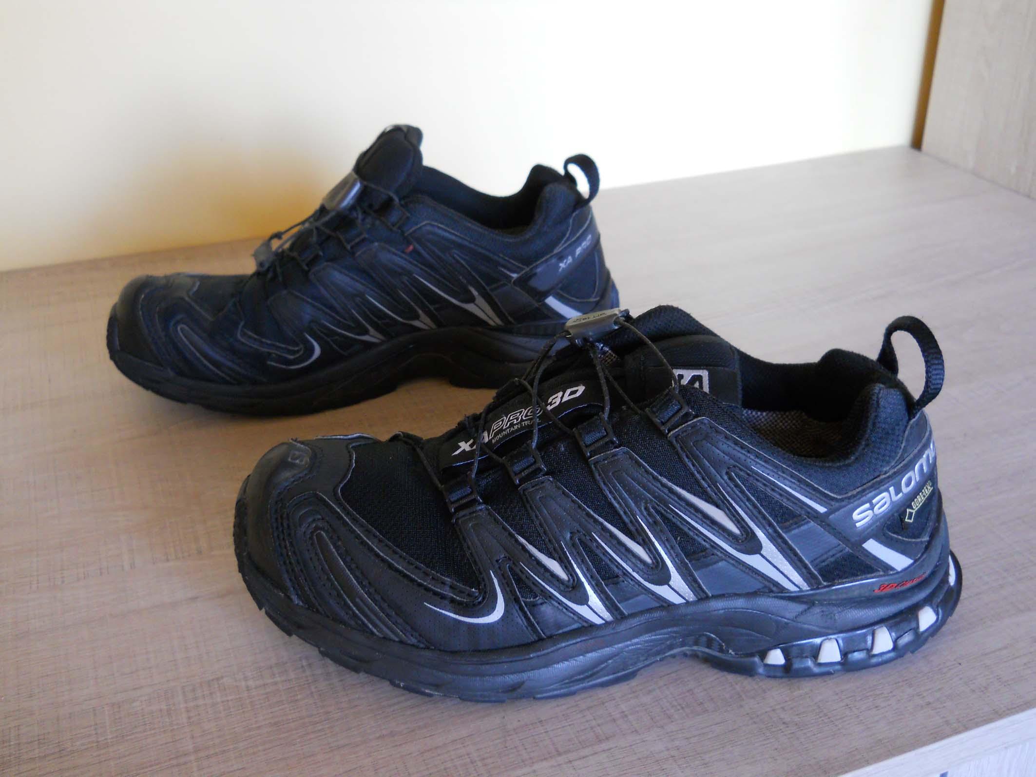SALOMON XA PRO buty trekkingowe gore tex rozm 38