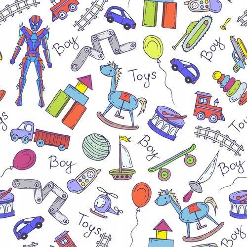 Fototapeta na Wymiar Zabawki dla dzieci