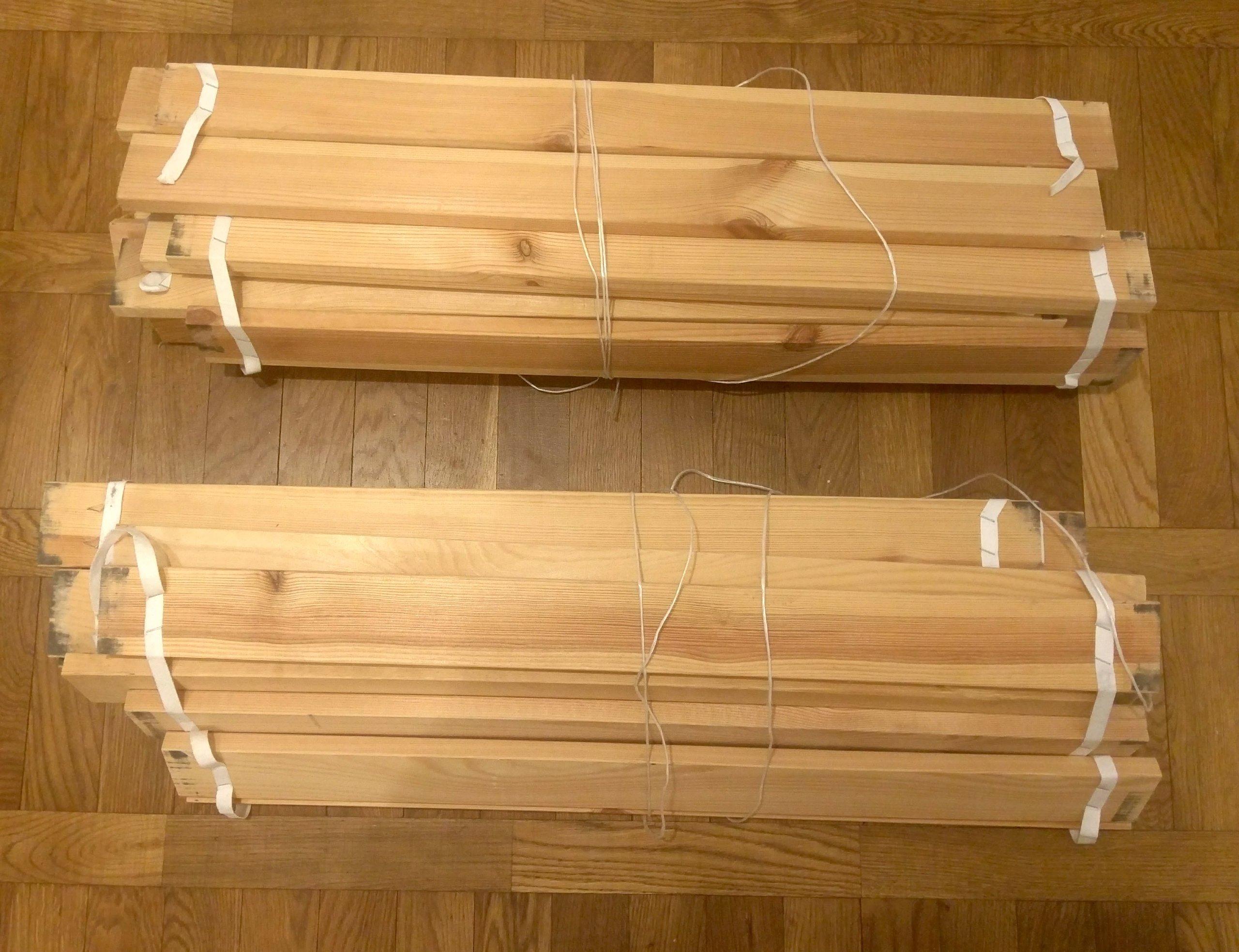 Dno łóżka Ikea Sultan Lade 80x200 Warszawa 7064461227
