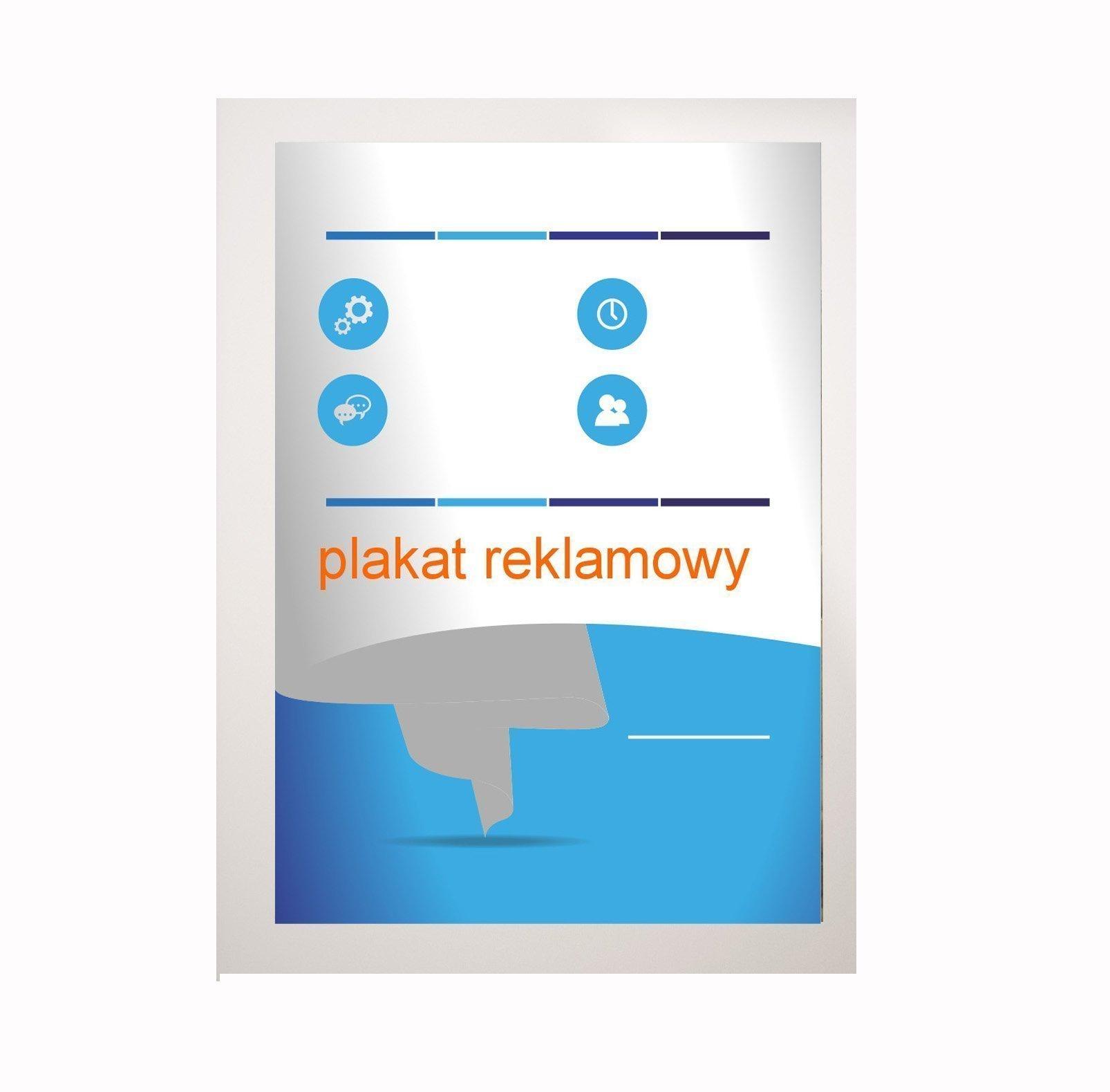 Plakat B0 1414x1000mm, 200g Druk Lateksowy 20szt.