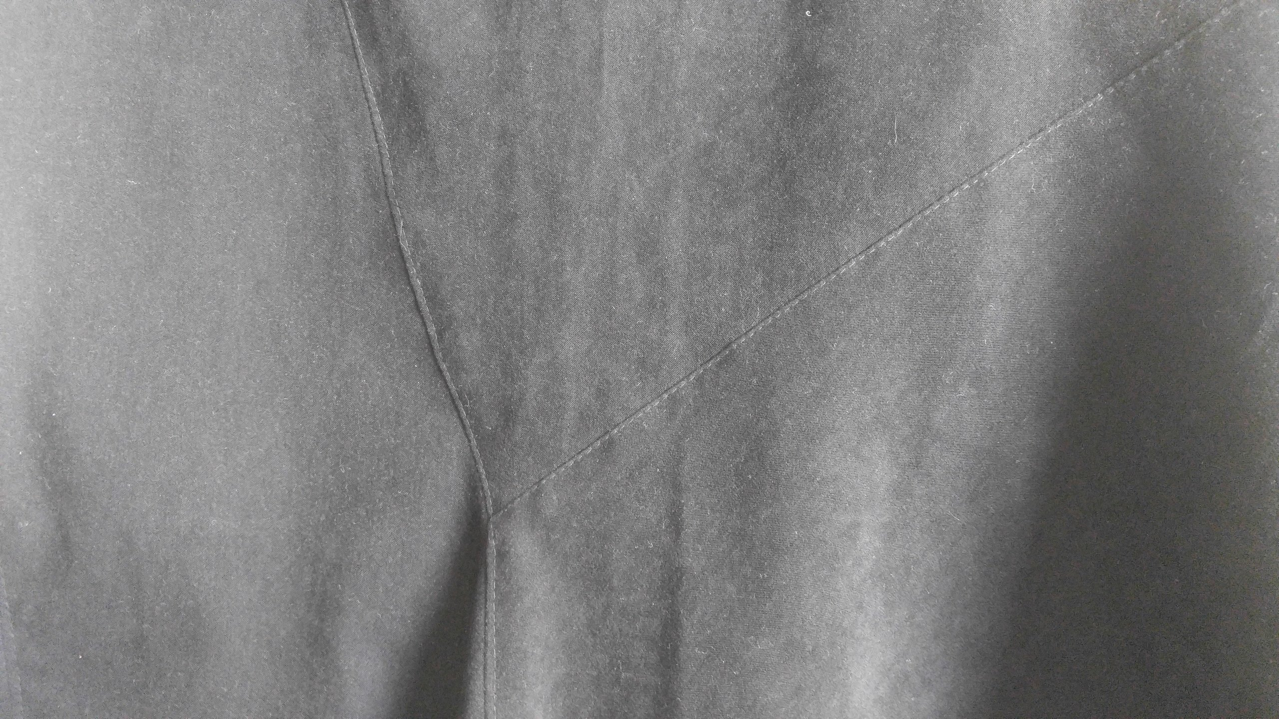 FKEDYTA Spódnica tulipan zamsz skóra brzoskwini 44