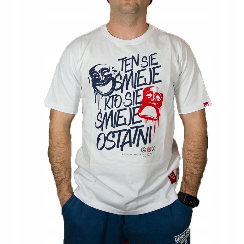 0ebde2df Koszulka Ciemna Strefa cs t-shirt śmiechy XL - 7189239720 ...