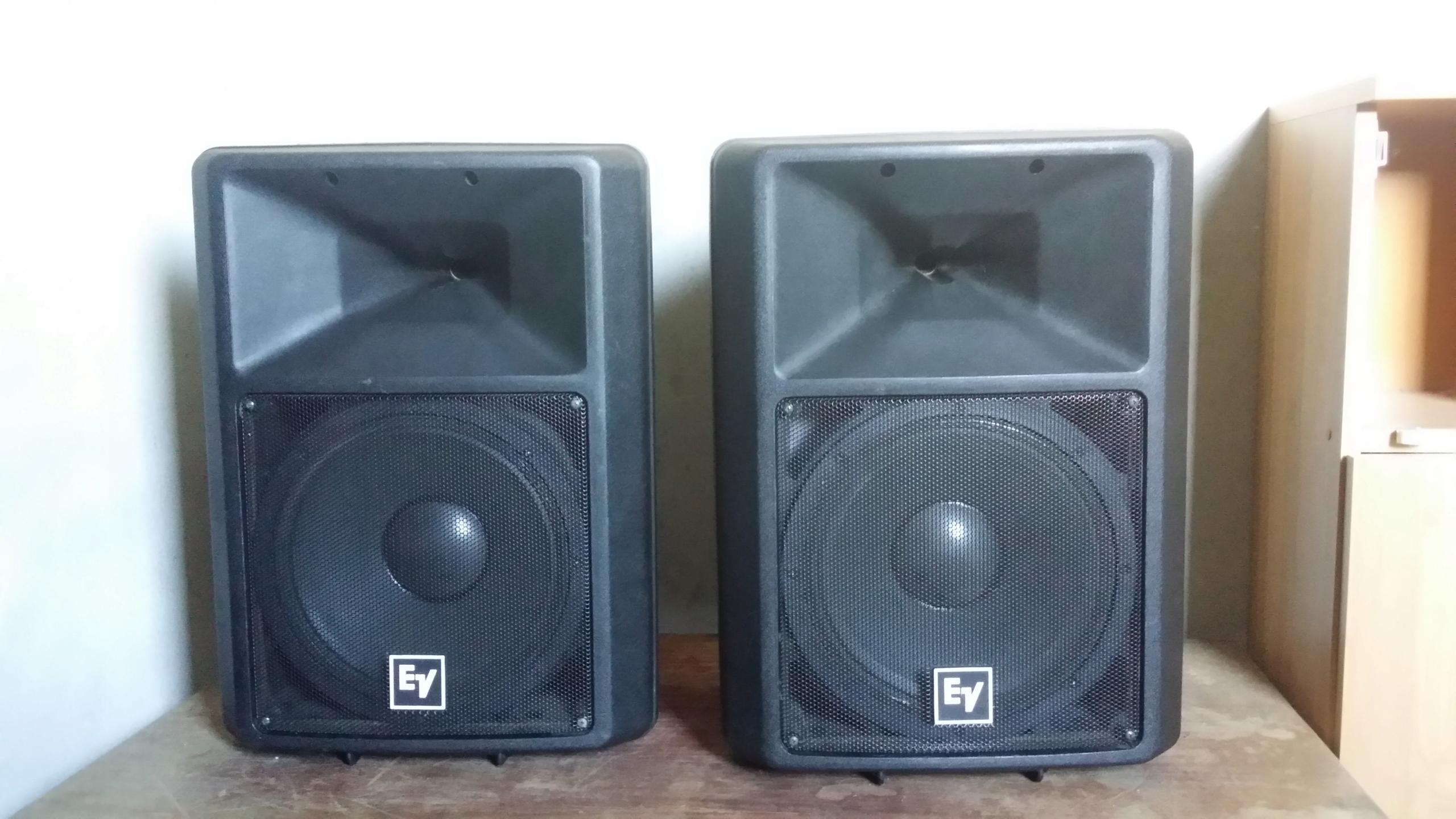 Kolumny Electro Voice sx 300 Pokrowce