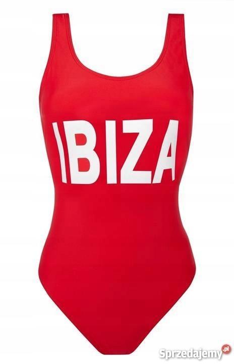 ATMOSPHERE strój IBIZA czerwona SEXY 42 XL