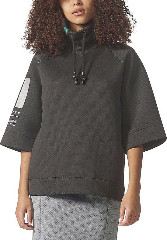 Adidas Bluza EQT SWEATSHIRT (36/S) Damska