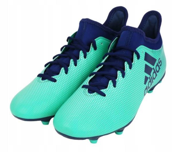 4f0923202 Adidas X 17.3 FG Korki, Lanki (194) r.44 2/3 - 7545873310 ...