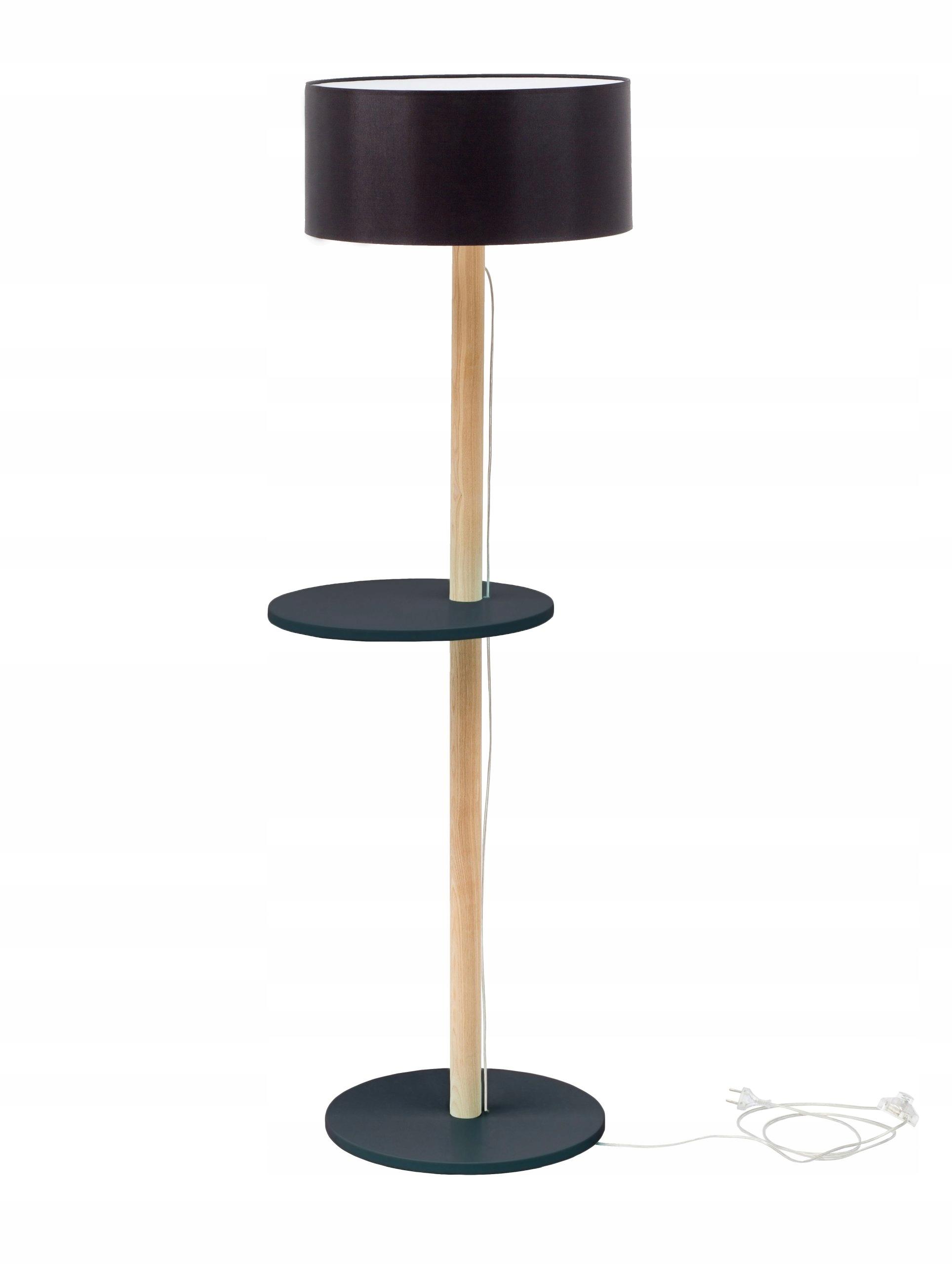 Oświetlenie Jak Prl Lampa Stojąca Do Salonu Stolik 6985899509