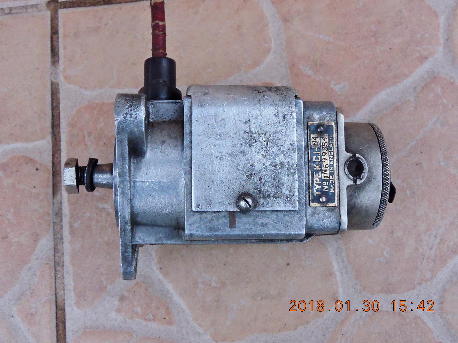 BTH aparat zapłonowy magneto BSA Triumph Velocette