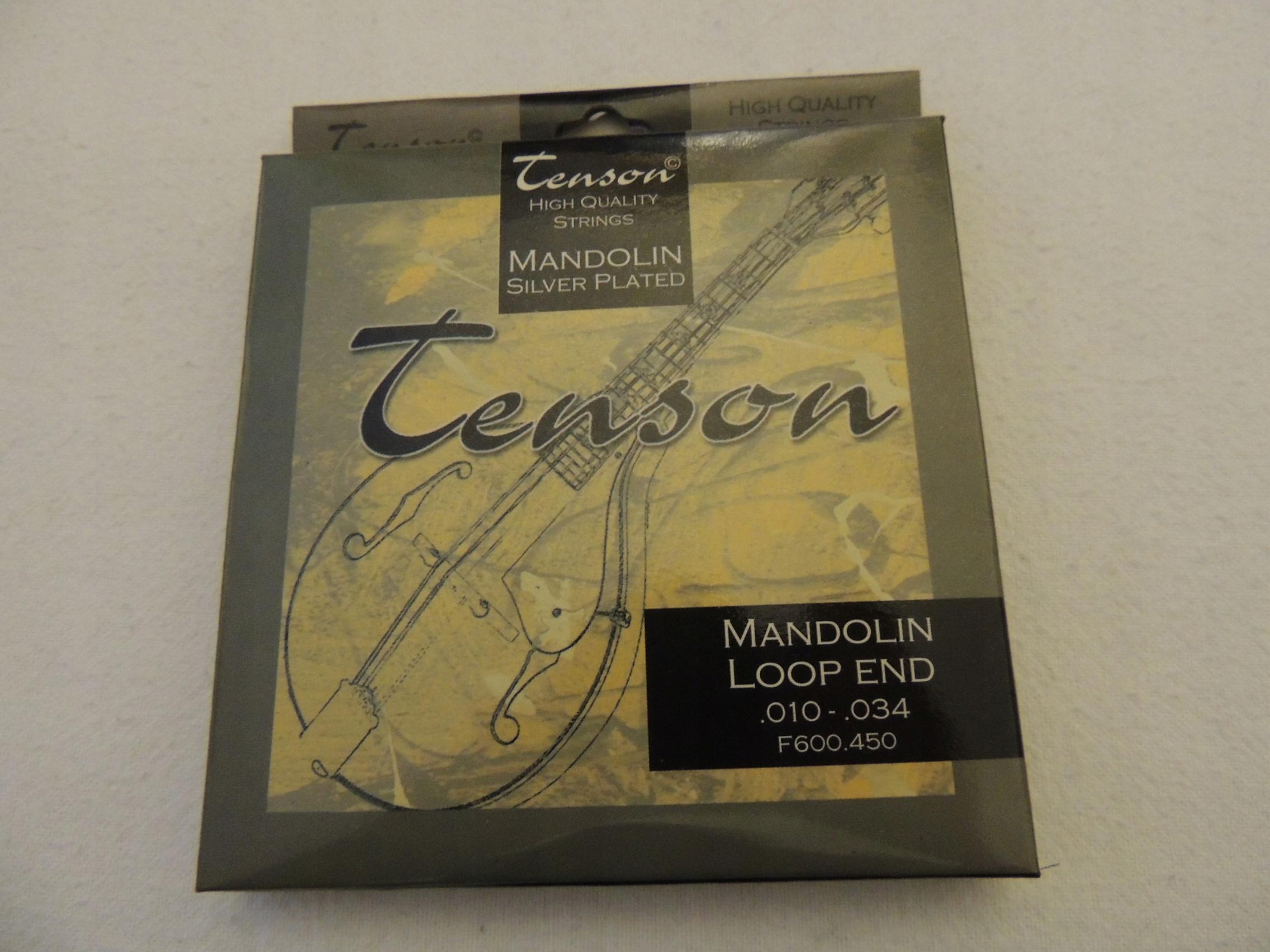 TENSON struny do mandoliny 10-34