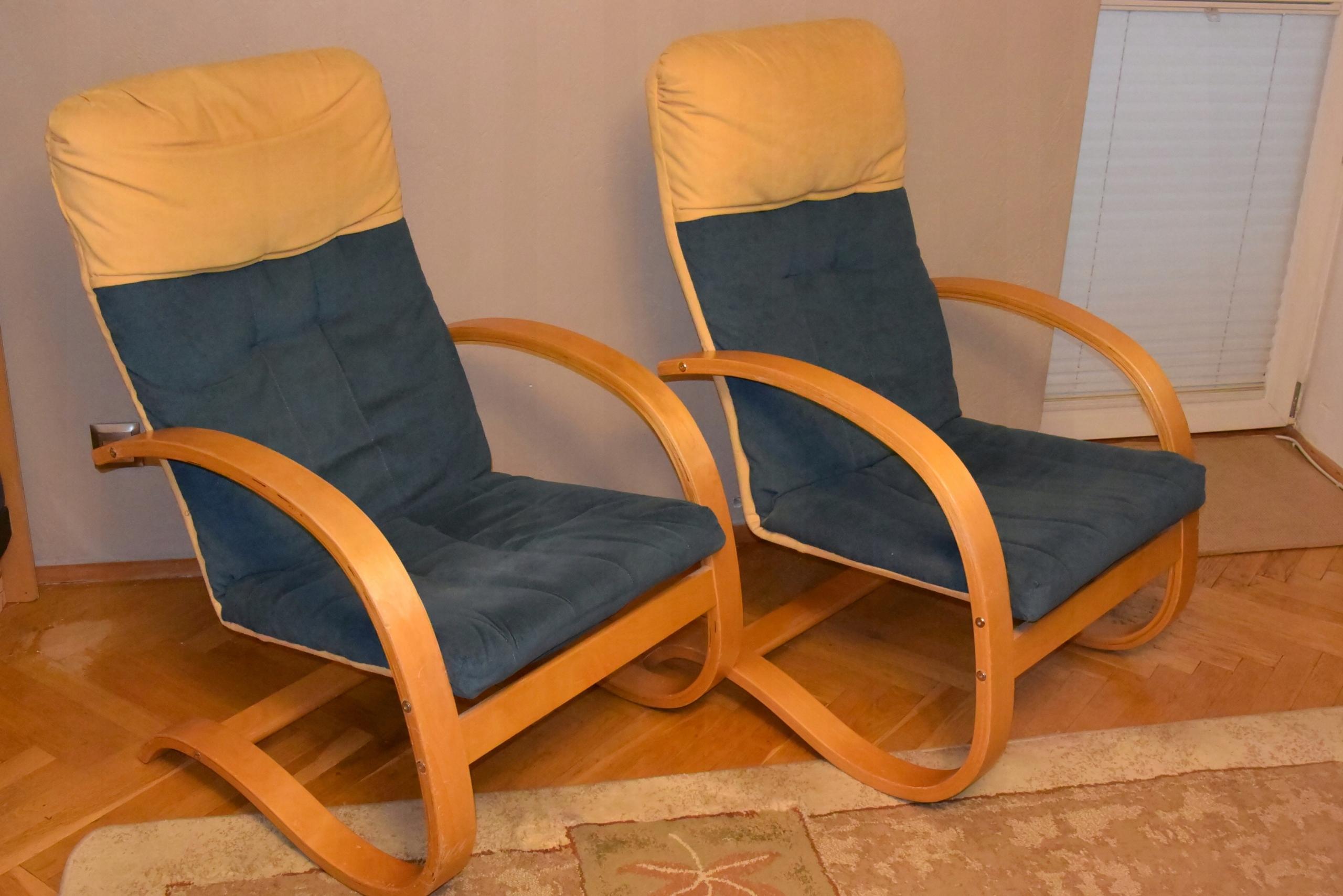 Rewelacyjne Dwa Fotele Meble Giete Pilne 7447189977 Oficjalne