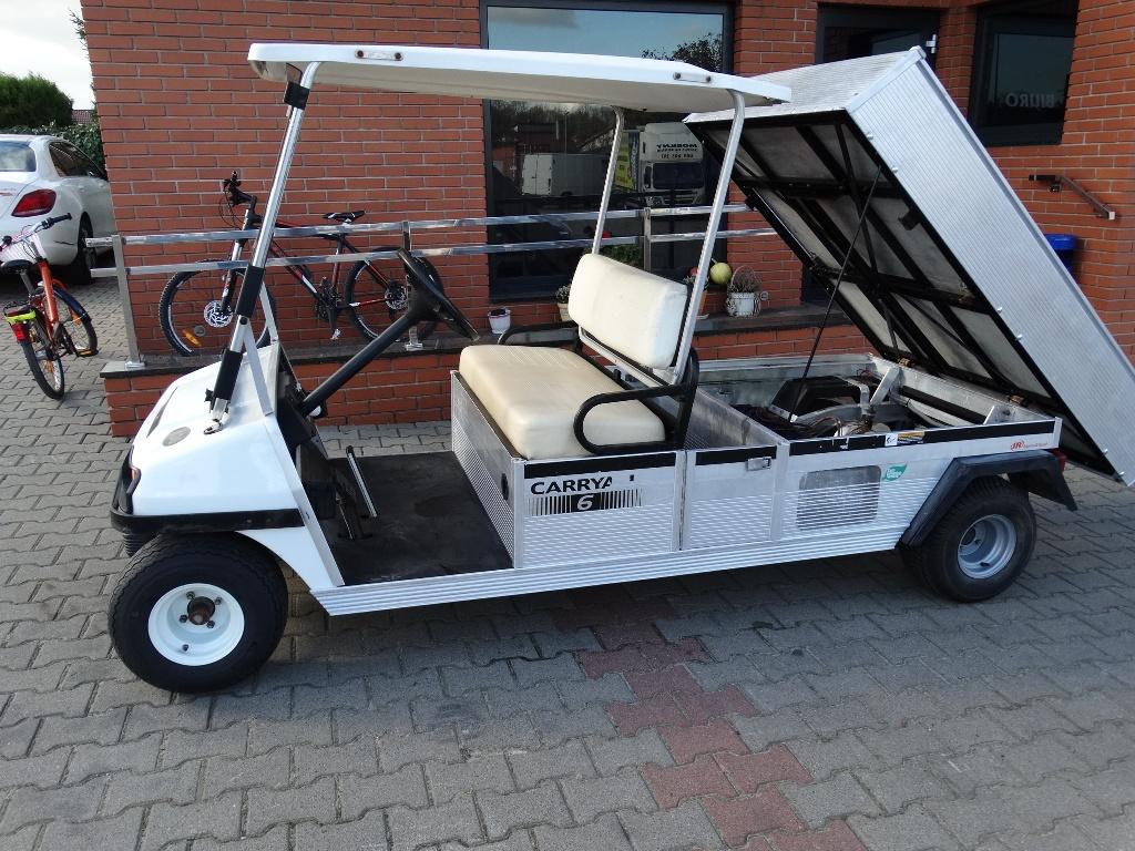 Wózek golfowy elektryczny