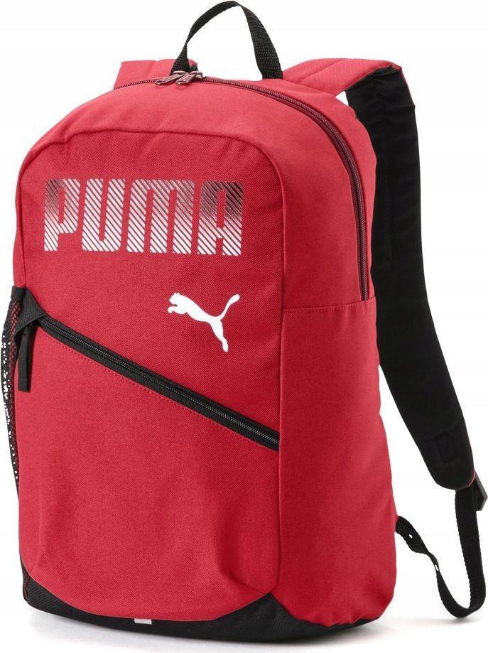 Puma Plecak sportowy Plus Backpack 23L czerwony (0