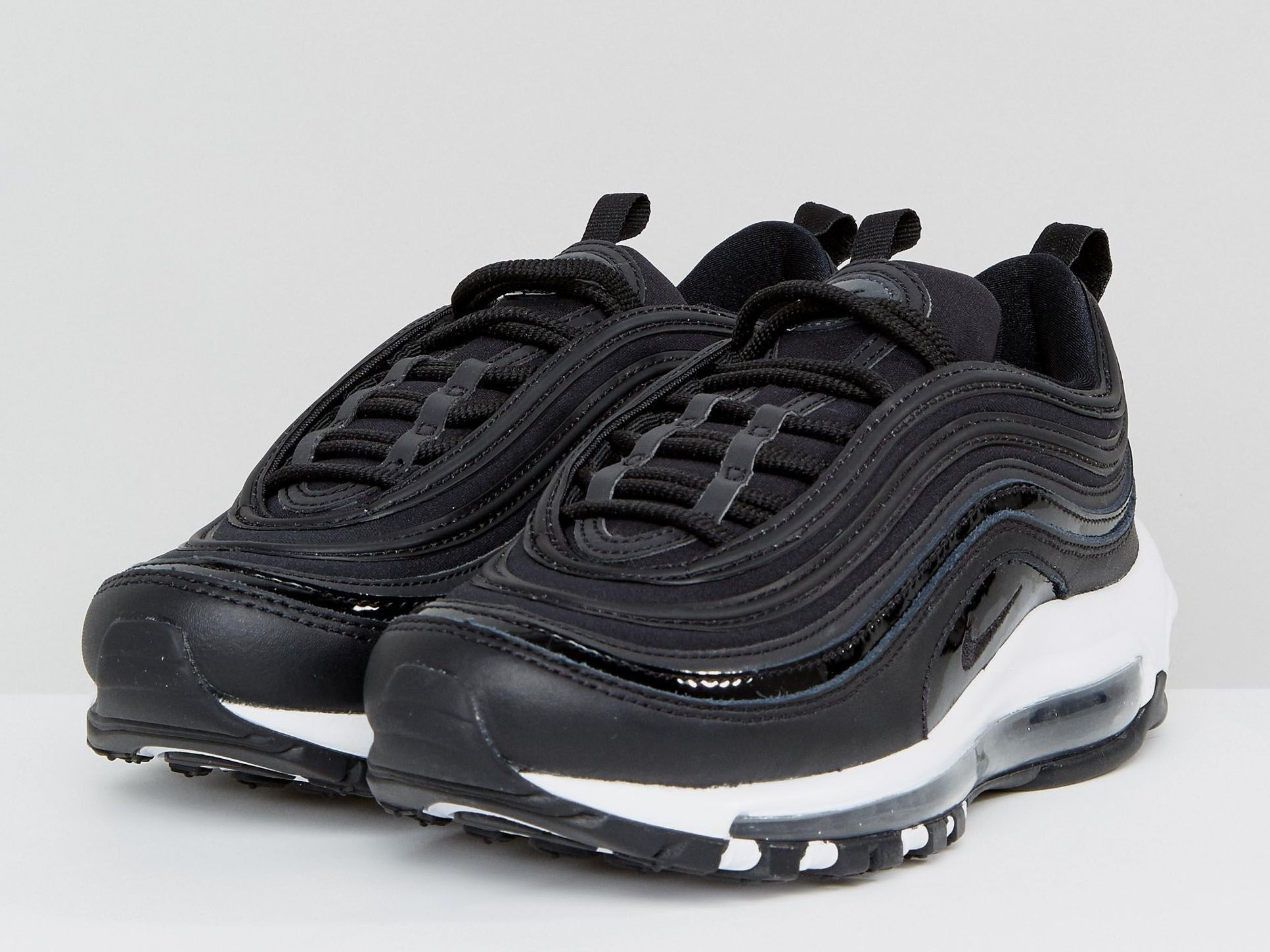 Nike Air Max 97 czarne sportowe buty damskie 38