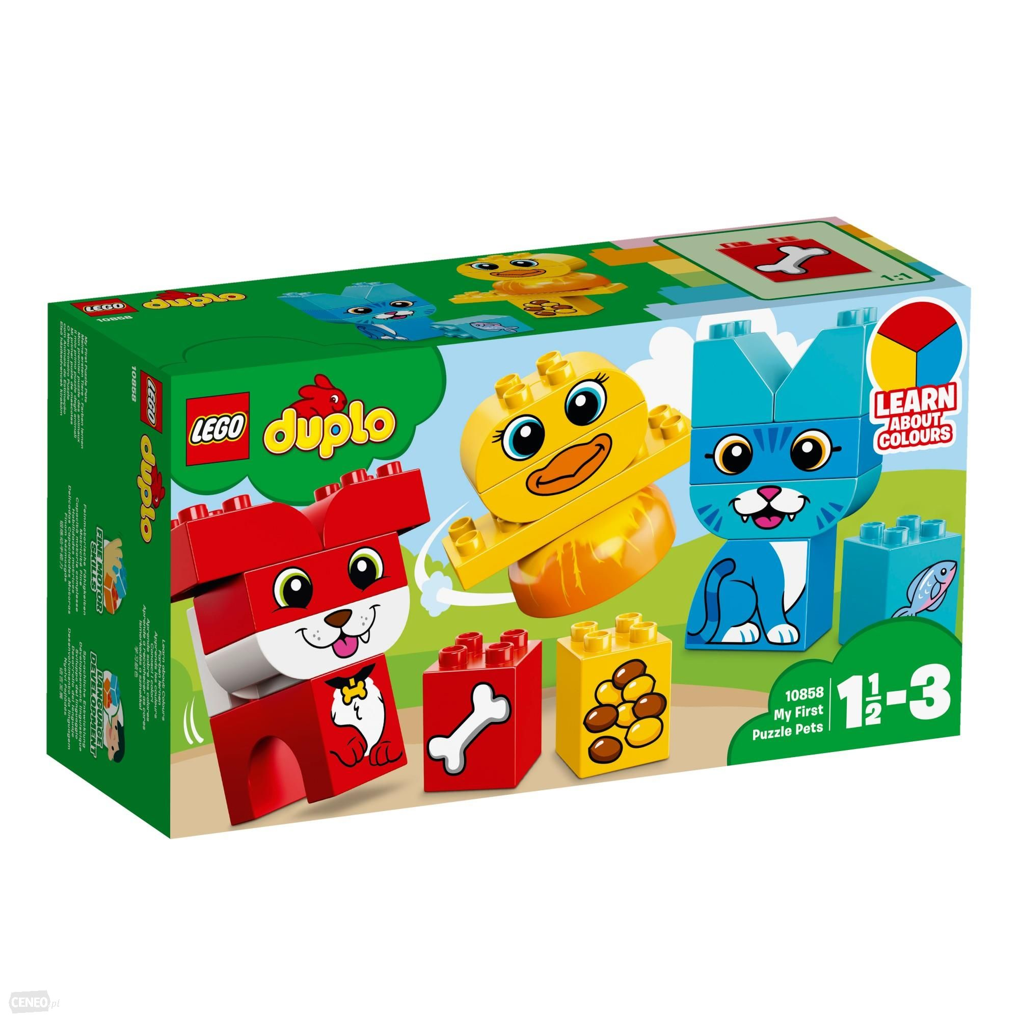 Promocja Lego Duplo Moje Pierwsze Zwierzątka 7315982974