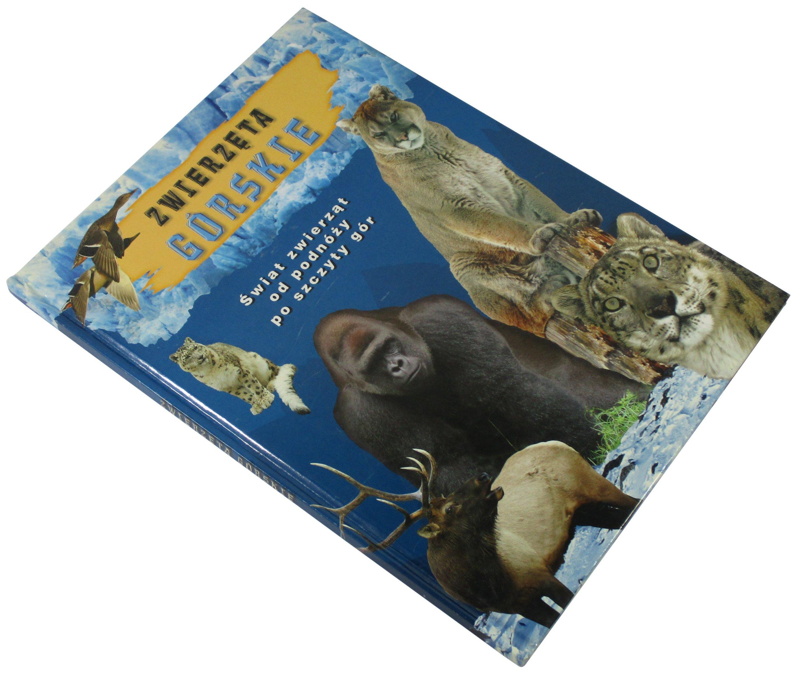 8340f25c69a91d Zwierzęta górskie - świat zwierząt od podnóży... - 7189020545 ...