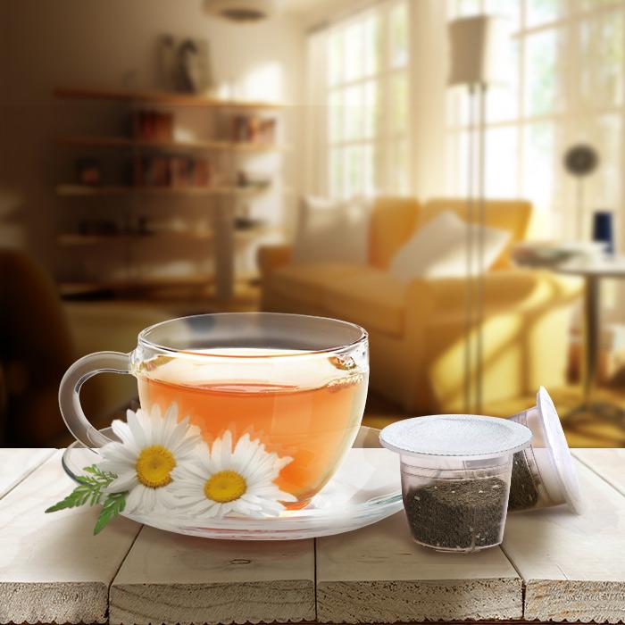 Kapsułki do Nespresso - Herbata Rumiankowa