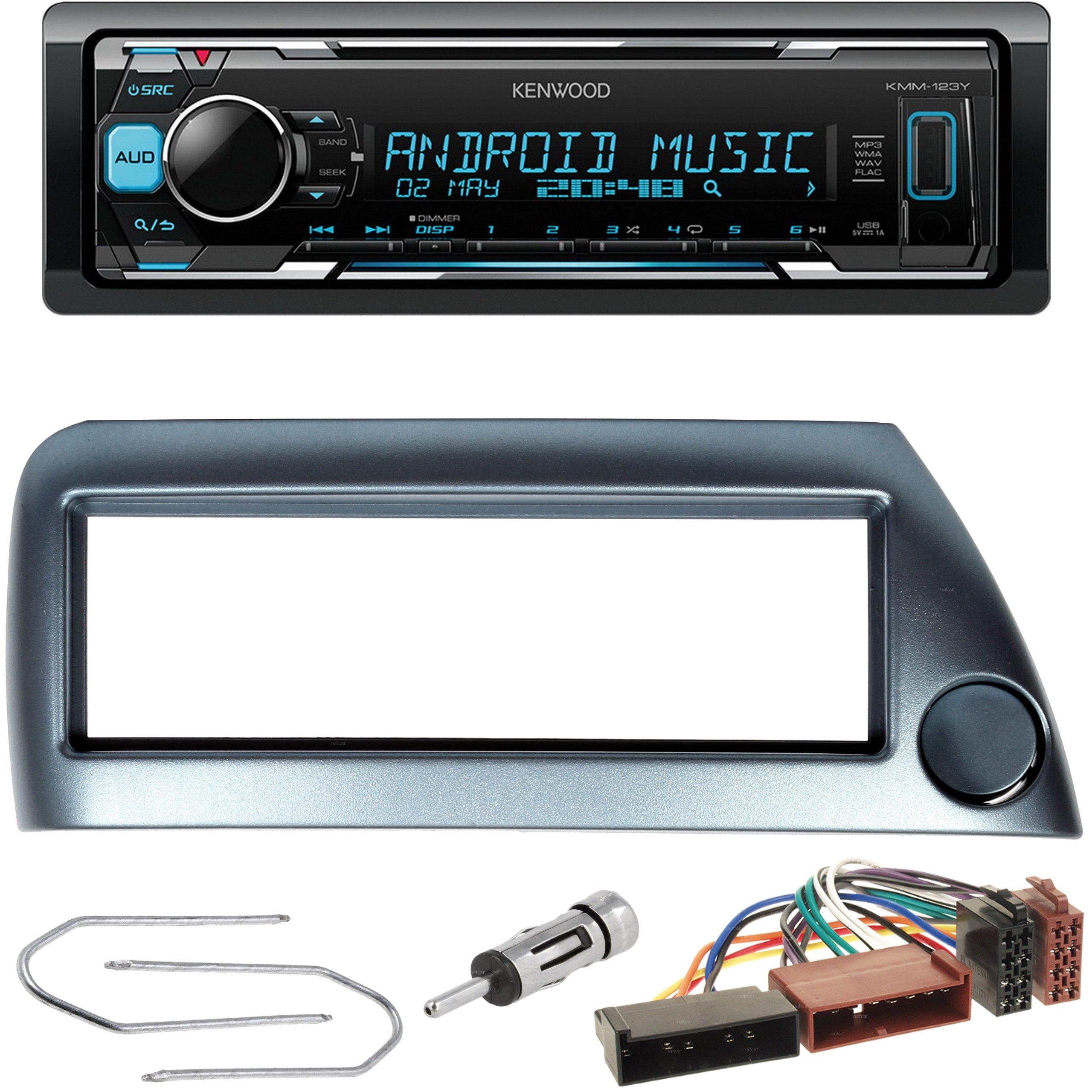 Radio Kenwood Ramka Usb Aux Ford Ka Din  Oficjalne Archiwum Allegro