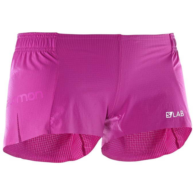 Spodenki Salomon S-LAB Light Short 3 W Rose r. M