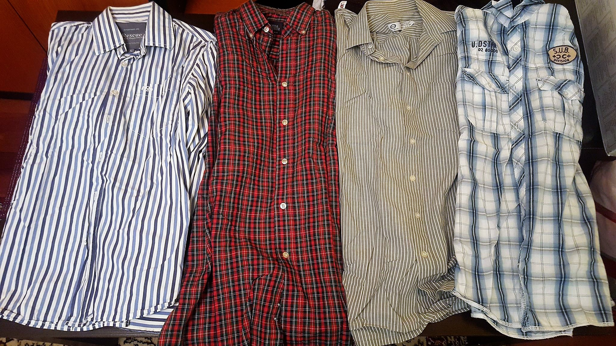 Mega duży zestaw ubrań, stan idealny-50 szt.