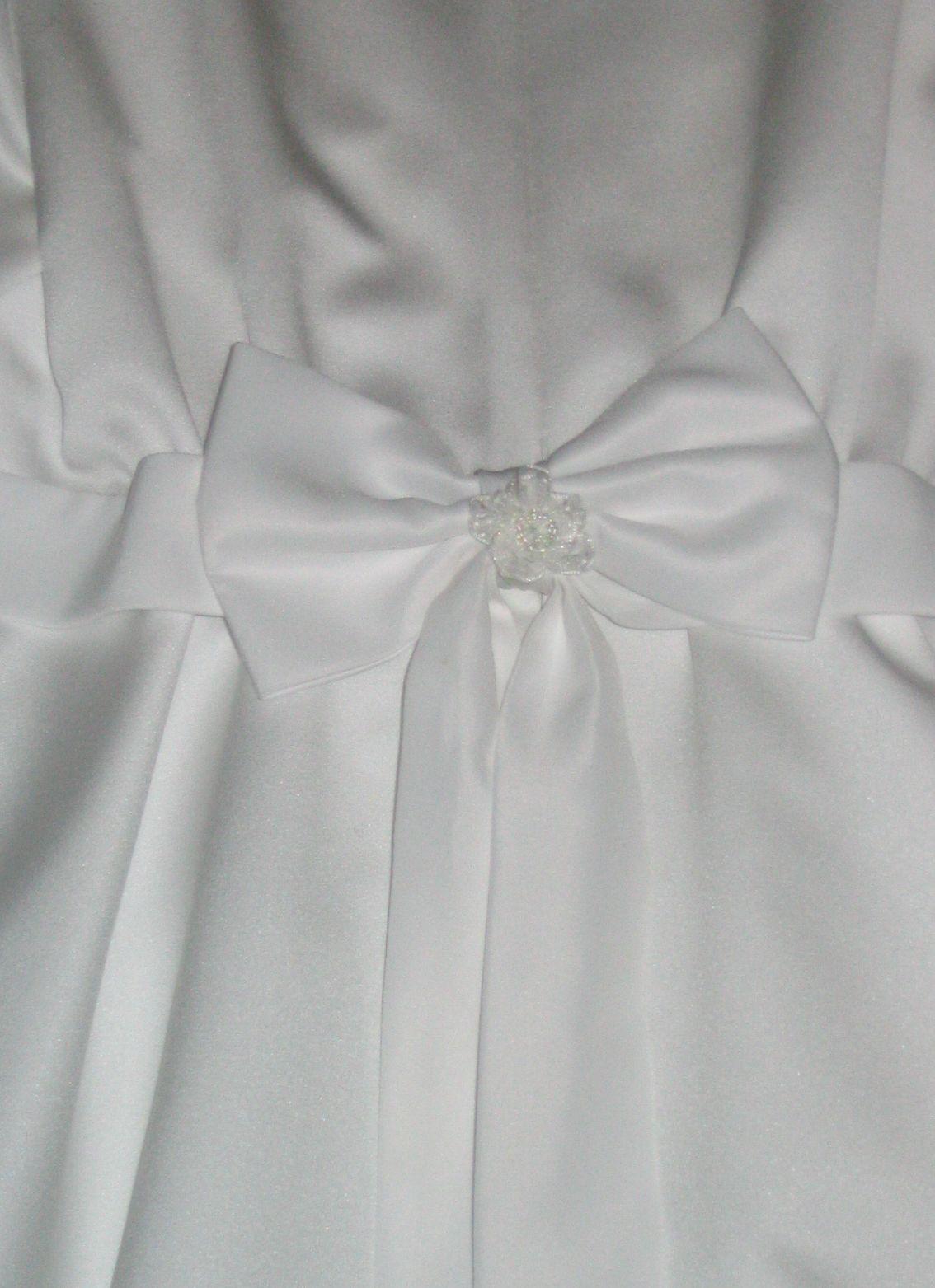 f452da3d66 122-128 sukienka komunijna WARSZAWA - 7064252687 - oficjalne ...