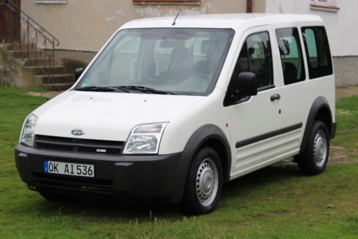 FORD CONNECT TRANSIT * Z NIEMIEC *