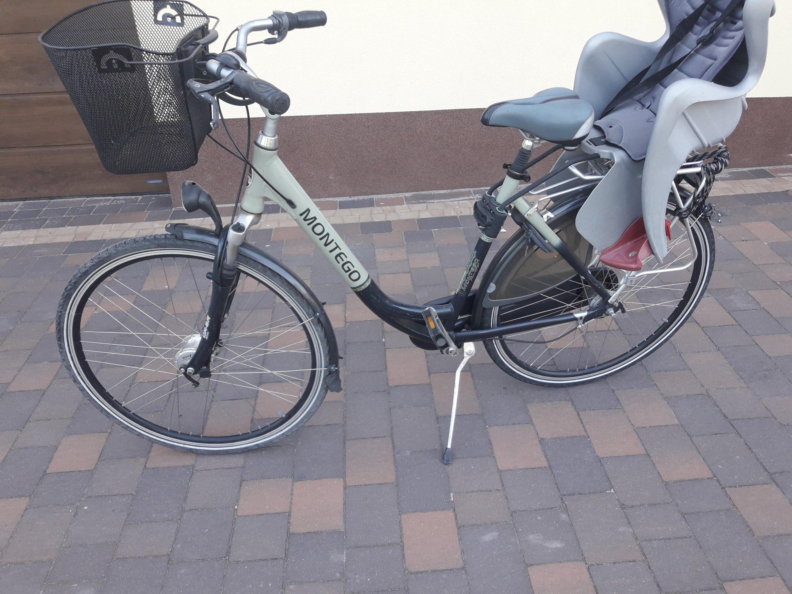 a551e3b498e60 sprzedam rower MONTEGO st dbd - 7306677037 - oficjalne archiwum allegro