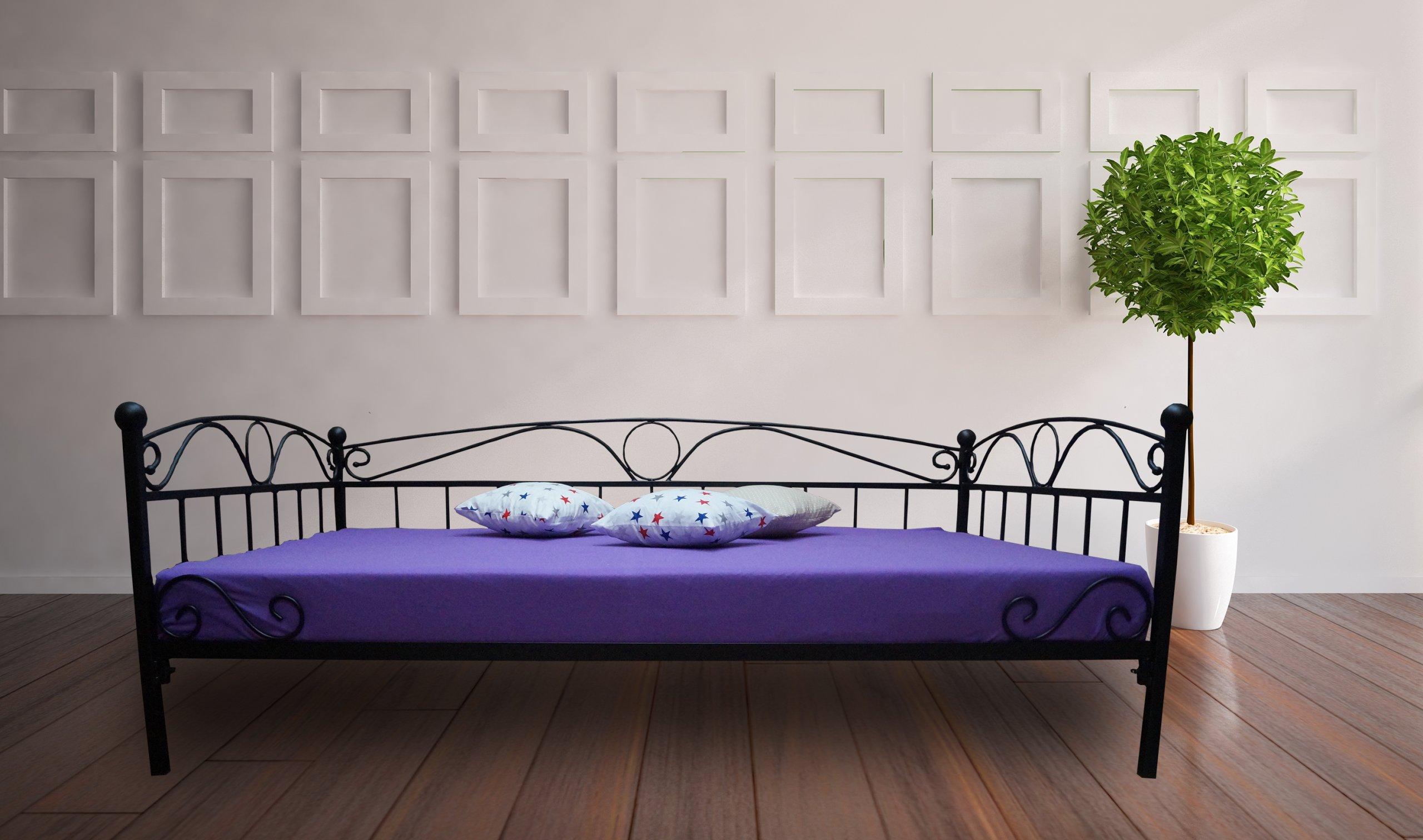 łóżko Metalowe Sofa Sabina 120x200 Kute Nowość 6736383854